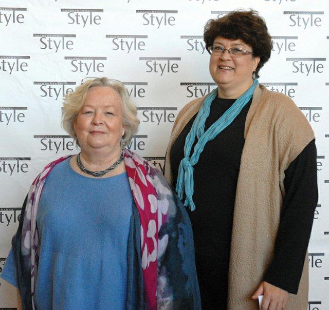Donna McCollum & Barbara Heckert