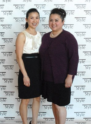 Alys Truong & Vy Banh