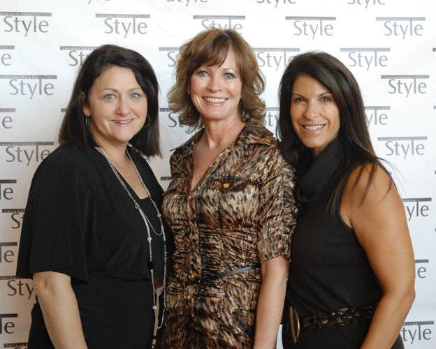 Robin Wirth, Pat Hughes & Stephanie Zuckerman