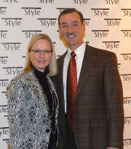 Pam Koch & Ray Peart