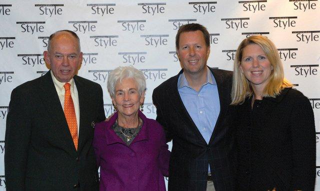 Gary & Sandy Cross, Mary & Steve Gingerich