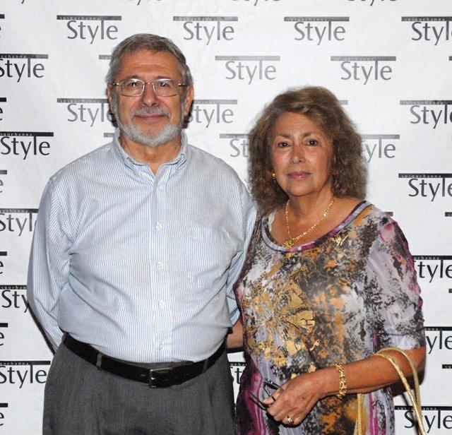Vickie & Harry Friedman