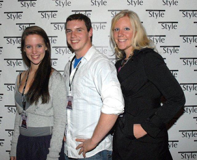 Kelly Spillane, Michael Doran, Kathy Bowen