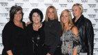 Providence Spotts, Susan Creep, Georgia Smith, Evie Rahauser & Amanda Brumbaugh