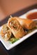 Duck spring rolls at Esaan