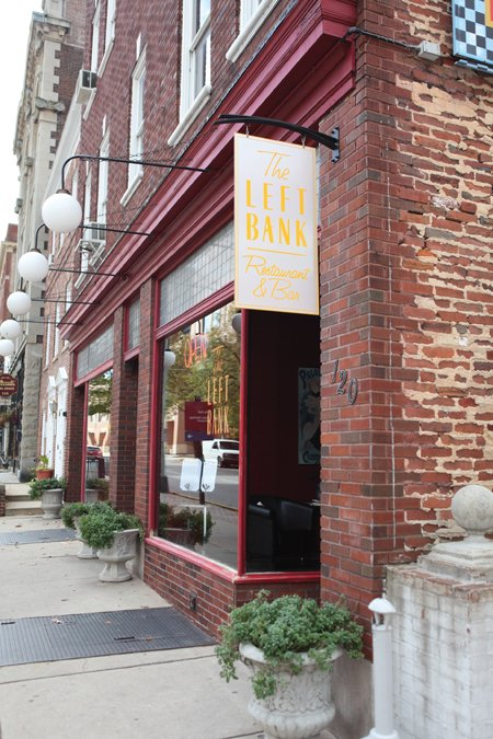 The Left Bank: An anchor in Downtown York for decades