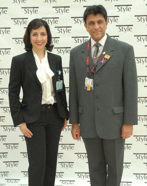 Dr. Alisha Arora, Dr. Nitin Tanna