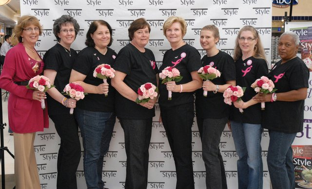 Rhonda Waeder, Deb Lehman, Deb Quinlan, Sally Bowman, Peggy Maberry, Amy Warner, Connie Moyer, Judy Lowe