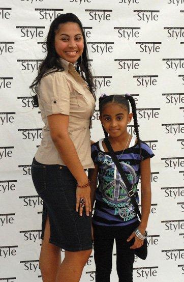 Sandra & Diandra Valdez