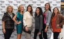 Mary Ellen Knosp, Natalie Kline, Andrea Funt, Victoria Baez, Kelsey Ziegler, Danielle Whitcomb