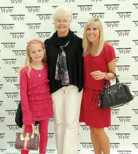 Nya Oster, Carol Fritz, Natalie Oster