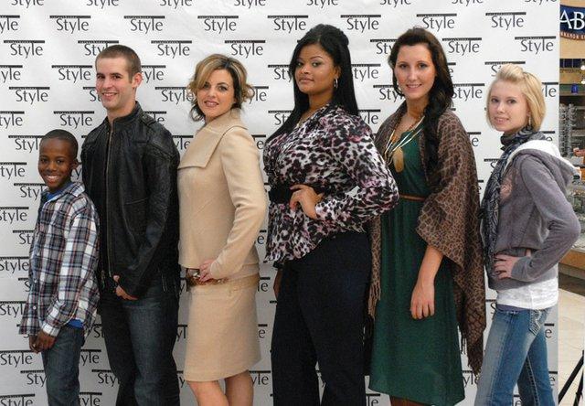 Zephaniah Stubbs, Daniel Mozeliak, Tonya Wenger, Aikolury Tapia, Jenn Rohweder, Brittany Singer