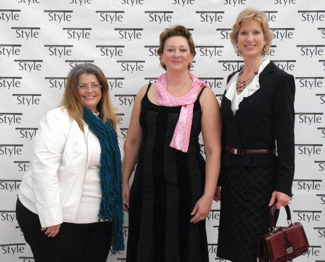 Nancy Baker, Vlada Prymak, Chis Kowalski