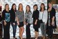Christin Bartsch, Carolyn Eutzy-Valentim, Erica Fisher, Doreene Gunder, DDS, Kelly Stoner, Chasity Sultzbaugh & Sandy Turner