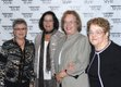 Mary Ann Kelly, Suzanne George, Deborah Hershey & Martha White