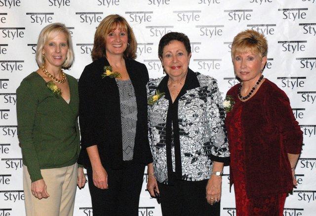 Dina Acri, Colleen Stewart, Joyce Acri & Tanya Wagner