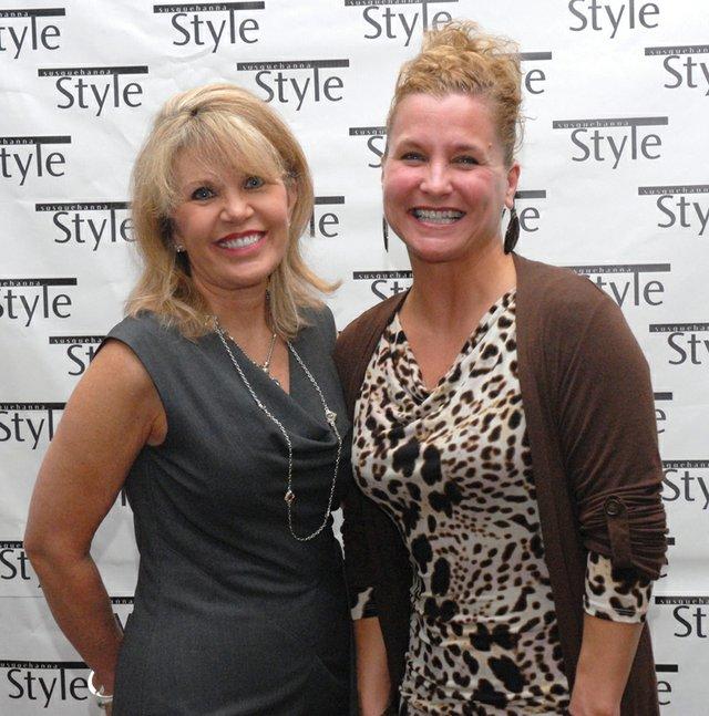 Kathy King & Melissa Smith