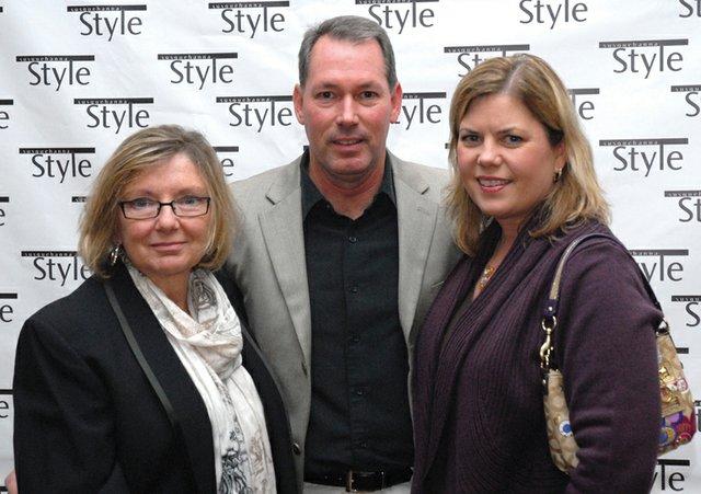 Marlena Lehr, Larry & Liz Ricke