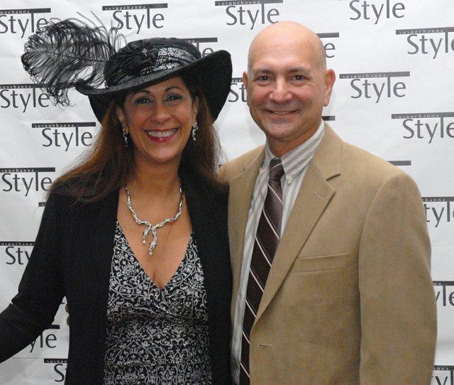 Dr. Valerie Miller & David Hoffman