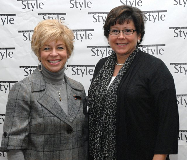 Tana Bentzel  & Brenda Hager