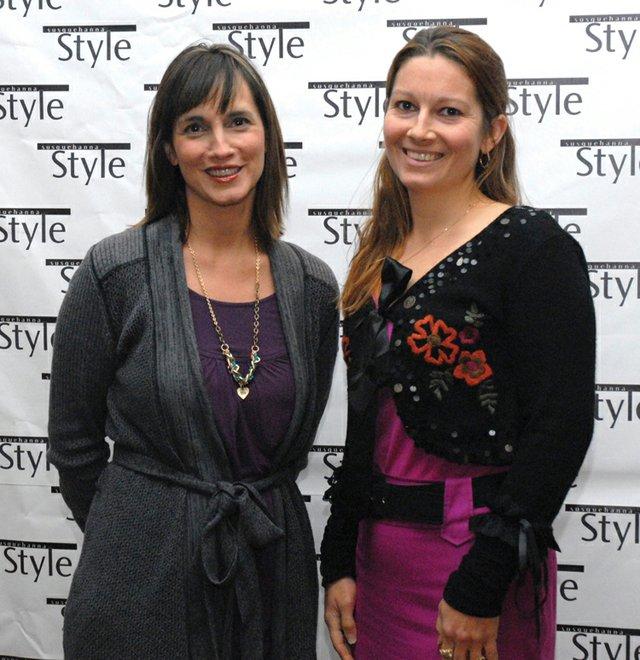 Dr. Casey Flanscha & Dr. Stephanie Binter