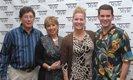 Dean & Terry Dobbins, Melissa Smith & Matt Belanger