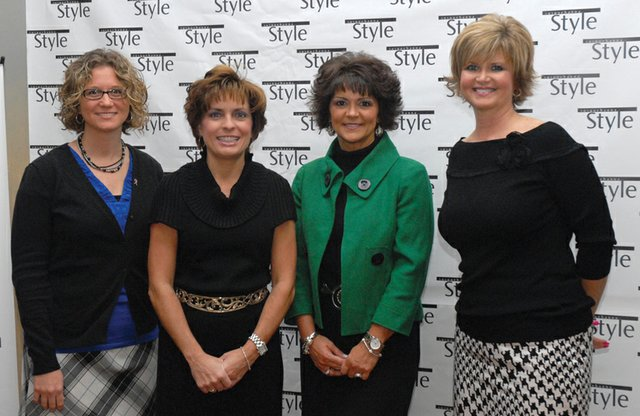 Carol Saylor, Connie Kern, Deb Graham & Sandy Bouras