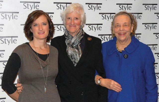 Pamela Rhoads, Charley Ann Rhoads & Helen Nauman