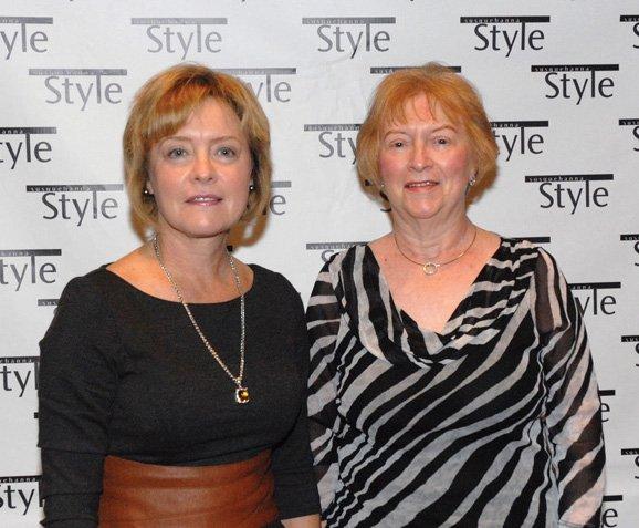 Pat Ferris & Nancy Cerveny