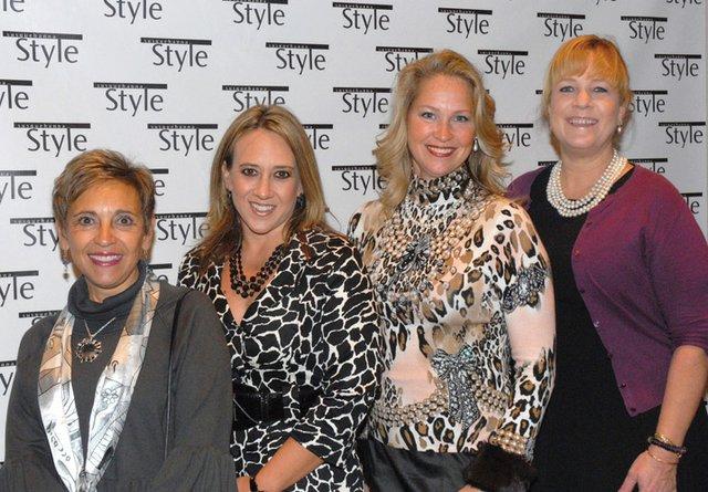 Rosemary Schaedler, Antoinette Mandich, Michelle Nestor & Peggy Mallory