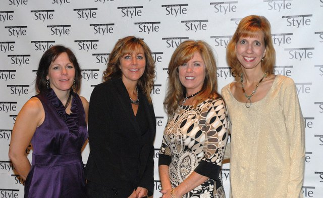Sherri Zimmerman, Carrie Ball, Kathy Phillips & Irene Bodle