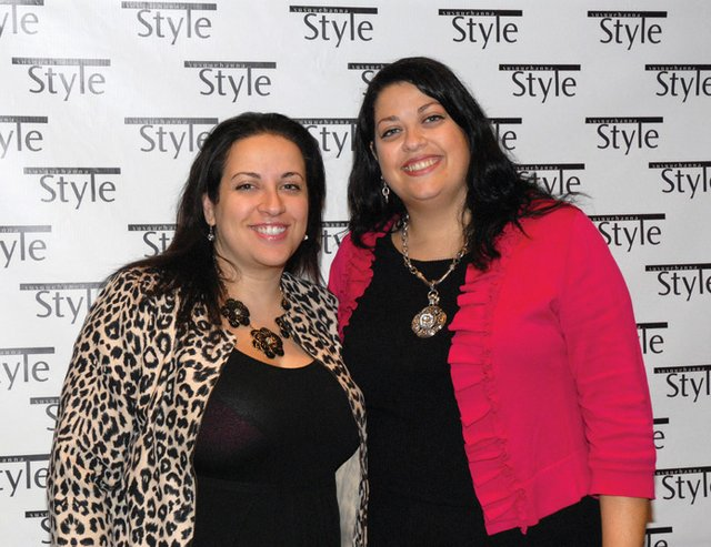 Tania & Abeer Srouji