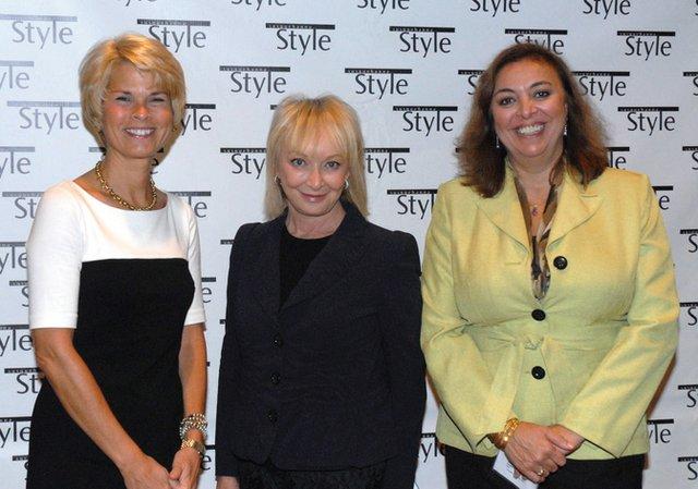 Anne Deeter Gallaher, Deb Weinstein, Monica Gould