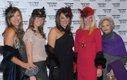 Wearing Maggie Adams are: Lesley Hlatky, Michelle Betz, Doreen Lecheler, Amanda Geesman & Marsha Rosenberg