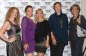 Wearing the Clothesvine: Sheena Ridolfi, Andrea Funt, Angelique Caffrey, Vlada Prymak & Rhonda Weader