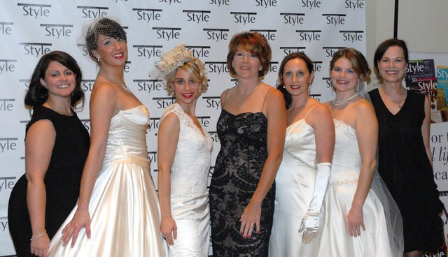 For Tara's Bridal: Caitlin Tran, Joanna Kennedy, Katie Biggica, Holly Bratton, Amy Scott, Tara Evans & Teresa Smart
