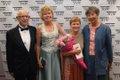 Robert Goodling, Mimi Goodling, Marcia Dale Weary & Gretchen Warren