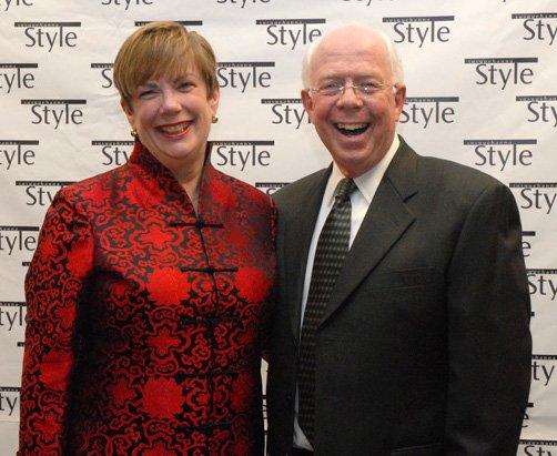 Joyce & Barry Levin