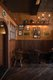 Bull's Head Public House: Antiques and furniture from England lend an authentic feeling to Bull's Head Public House
