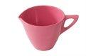 Melamine pink plastic creamer ($3); Mommalicious, Lancaster (717-299-0827)